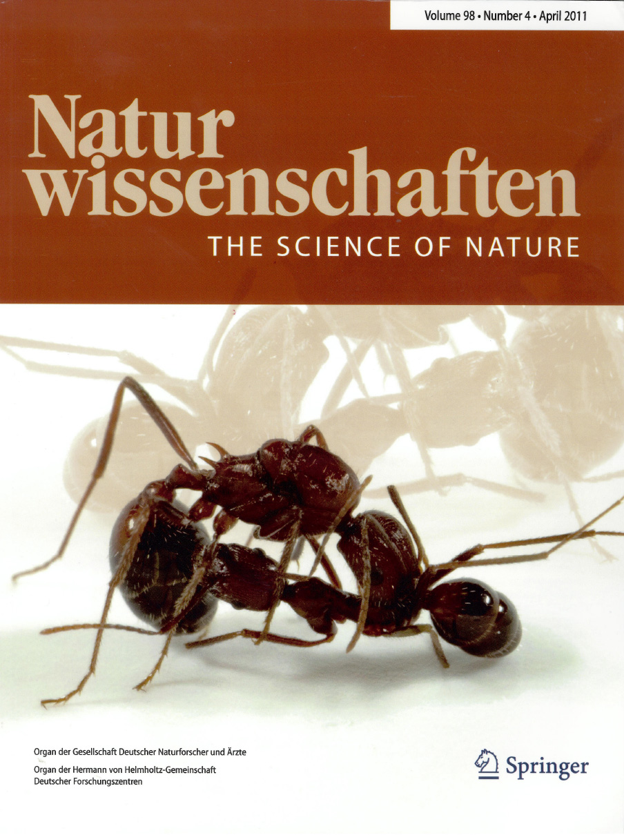 Naturewissen cover
