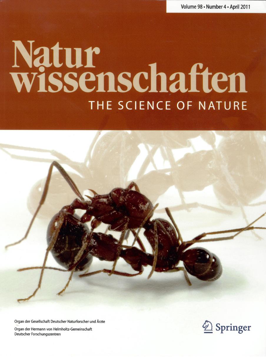 Naturewissen cover